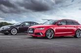 مقایسه تسلا S با آئودی RS6 (ویدئوی اختصاصی)