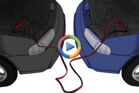 آموزش ویدئویی باتری به باتری برای روشن کردن خودرو