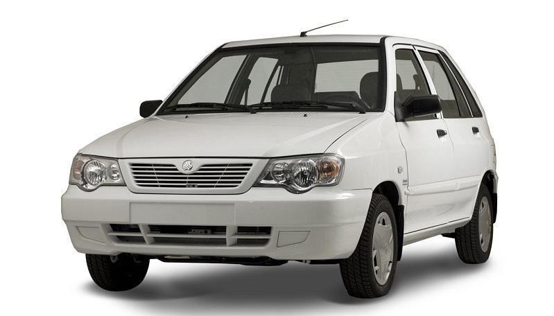 بیمه بدنه پراید قیمت خودرو در بازار آزاد