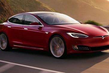 افزایش ظرفیت باتری خودروهای تسلا به دلیل طوفان!