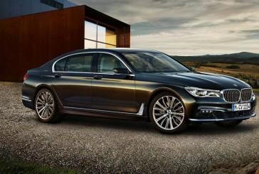 کمپانی BMW و ناوگان هیبرید سری ۷!