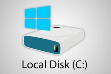 چقدر فضای خالی برای درایو ویندوز نیاز است؟