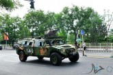 وقتی دانگفنگ خودروی نظامی میسازد؛ با سرباز شجاع آشنا شوید!
