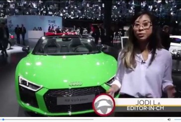 ۱۰ رویداد جالب نمایشگاه اتومبیل فرانکفورت (ویدئوی اختصاصی)