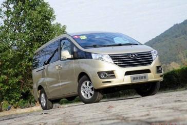 JAC M2 MPV قدم به بازارهای چین مینهد!