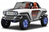 e-Survivor؛ آینده خودروهای SUV از نگاه شرکت سوزوکی!