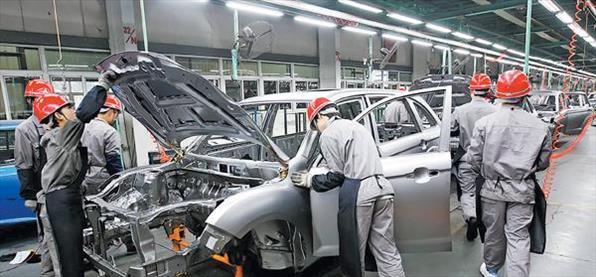 صنعت خودروسازی ایران قطعه سازان