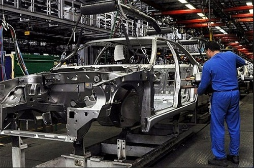 قیمت خودرو خودروهای داخلی