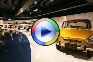 نگاهی به موزه خودروهای کلاسیک مزدا بیندازیم! (ویدئو اختصاصی)