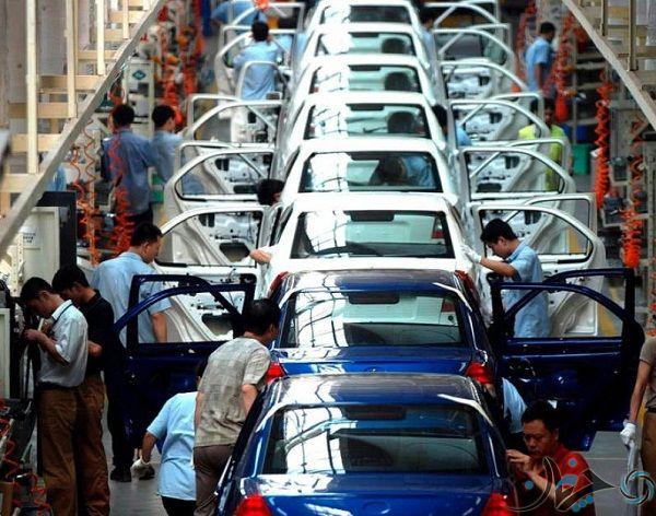 خودروسازان خودروسازی بازار خودروی عراق قیمت قطعات یدکی خودرو
