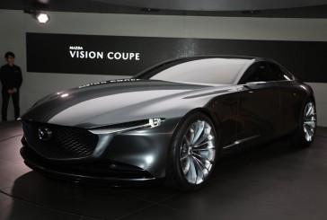 احیا یا طغیان؟مقایسه ی Vision coupe با RX Vision شرکت مزدا!