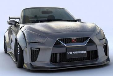 تبدیل یک خودروی ژاپنی به نیسان GT-R با یک کیت حرفه ای!