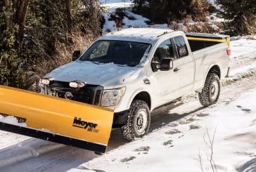 رانندگی آسان در میان برف با پکیج برف روب جدید نیسان!