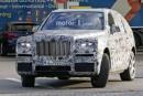 انتشار تصاویر جدید از خودروی شاسی بلند رولزرویس کولینان
