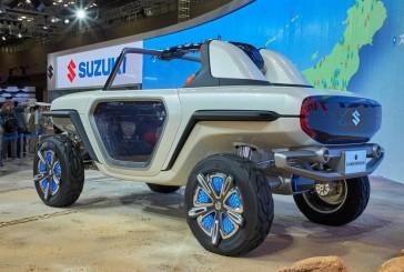 کانسپت جدید خودرو الکتریکی سوزوکی در توکیو معرفی خواهد شد