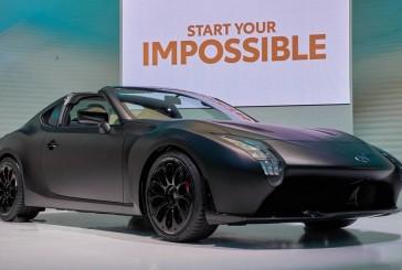 تویوتا GR HV در نمایشگاه خودرو توکیو معرفی خواهد شد!