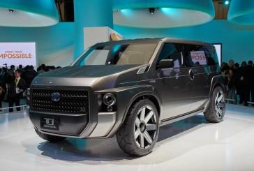 تویوتا TJ کروزر در نمایشگاه خودرو توکیو معرفی خواهد شد