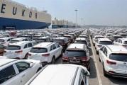 توقف هزاران خودروی وارداتی در گمرکات کشور و ادامه بلاتکلیفی واردکنندگان!