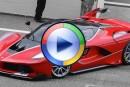 بررسی خودروی اسپرت فراری FXX K! (ویدئوی اختصاصی)