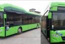 رونمایی از اتوبوس درون شهری دوستدار محیط زیست ایرانی!