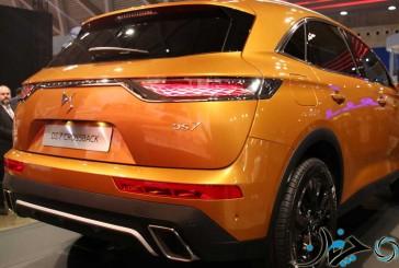گزارش اختصاصی چرخان از غرفه DS در نمایشگاه خودروی تهران