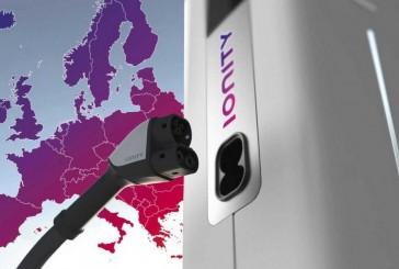 ایستگاههای شارژ قدرتمند IONITY به جادههای اروپایی خواهند آمد