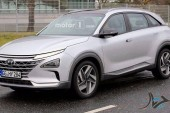 تصاویری از نسل دوم خودروهای هیدروژنی هیوندای !