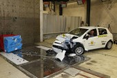 افتضاح فیات Punto در تست موسسه Euro NCAP!