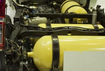 کاهش تولید خودروهای دوگانه سوز در کشور!
