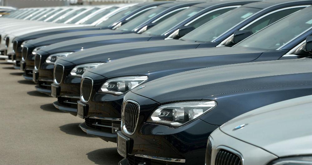 خودروهای خارجی خدمات فروش خودرو