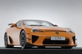 احتمال توسعه نسل جدید لکسوس LFA توسط شرکت سازنده آن!