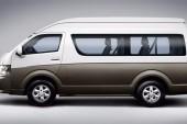 تایید خبر تولید ون چینی Jinbei از سوی پارس خودرو!