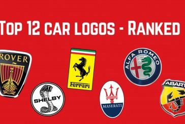 ۱۲ لوگوی برتر صنعت خودرو از نگاهی دیگر!