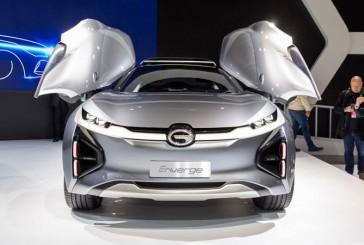 با مدرنترین خودروی تمام برقی چین آشنا شوید!