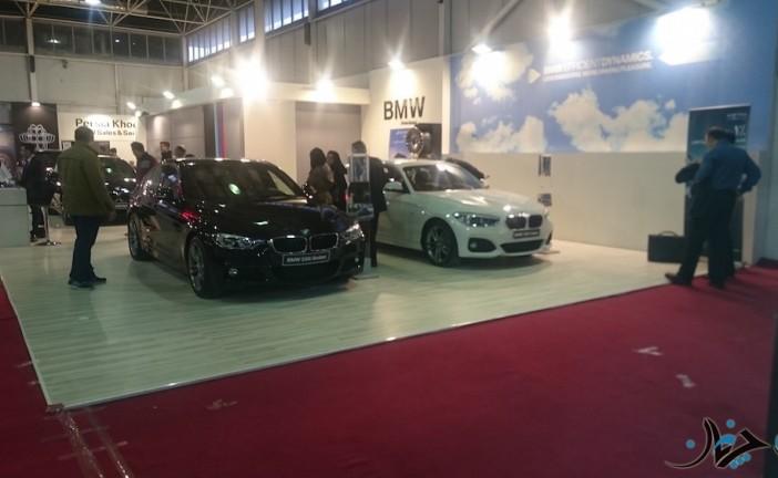 گزارش اختصاصی چرخان از گروه بهمن، پرشیا خودرو و کرمان موتور در نمایشگاه خودروی اصفهان ۹۶!