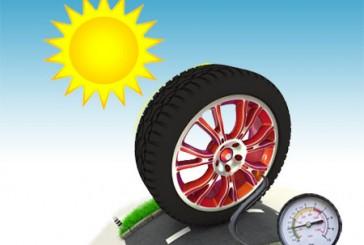 تنظیم صحیح فشار تایرهای خودرو؛ چگونه باد تایرها را تنظیم کنیم؟