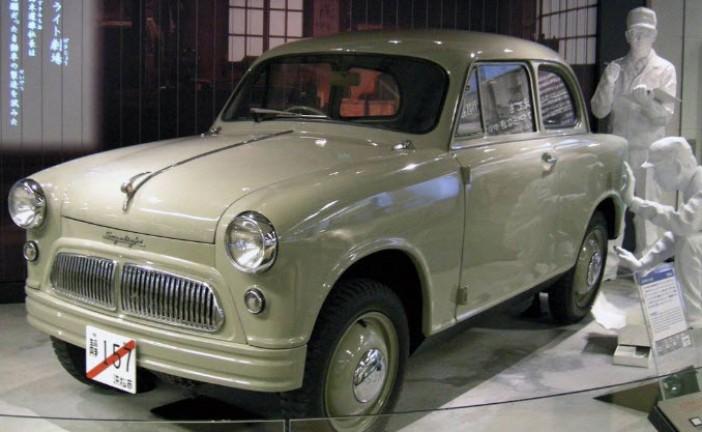 هر آن چیزی که باید درباره اولین خودروی سوزوکی بدانید!