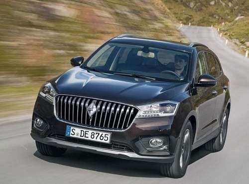 کیان موتور قیمت رسمی بورگوارد BX7 را اعلام کرد