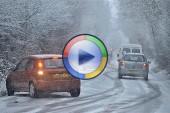 نکاتی درباره کم فرمانی و بیش فرمانی خودرو در جادههای برفی (ویدیوی اختصاصی)