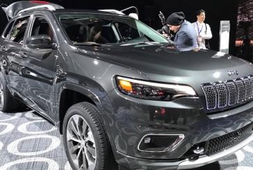 فیسلیفت جیپ چروکی مدل ۲۰۱۸ در نمایشگاه خودرو دیترویت رونمایی شد