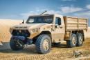 نگاهی به خودروی نظامی Nimr Hafeet؛ دفاعی از اعراب!