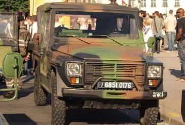 نگاهی به خودروی نظامی پژو P4؛ برادر فرانسوی بنز کلاس G