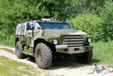 نگاهی به خودروی نظامی Volk؛ گرگِ روسی!