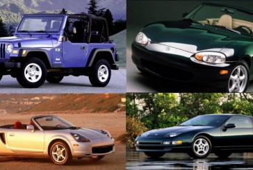 خودروهای جذاب دست دوم ۵ هزار دلاری در بازار جهانی!