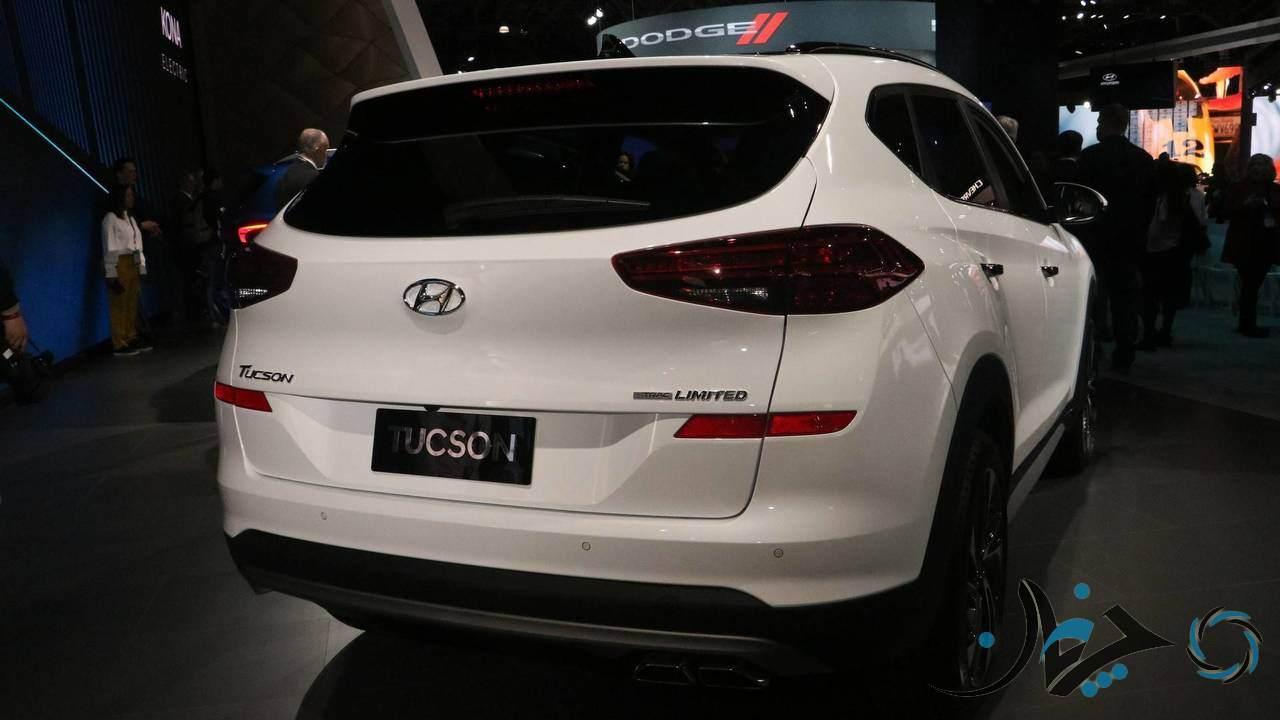 2019 Hyundai Tucson هیوندای توسان مدل 2019
