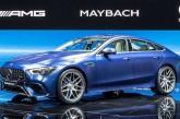 نسخه ۴ درب مرسدس ایامجی GT کوپه در نمایشگاه خودرو ژنو معرفی شد