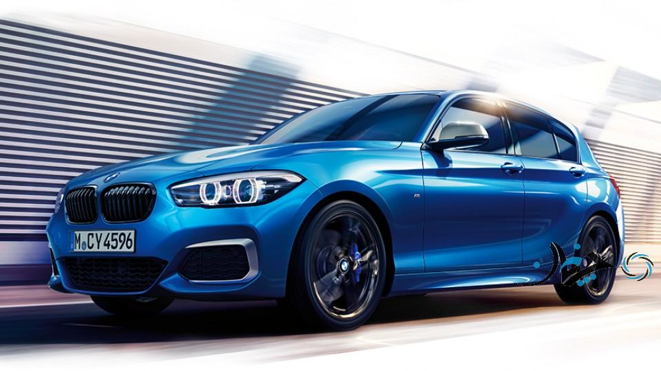 BMW 1 Series 5-door - Dynamic