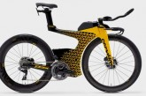 دوچرخه سه گانه آیرودینامیکی لامبورگینی معرفی شد