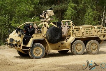 نگاهی به خودروی نظامی Supacat Extenda؛ گشتِ جنگی!