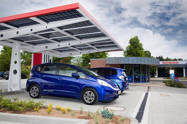 شارژر خودروهای برقی
